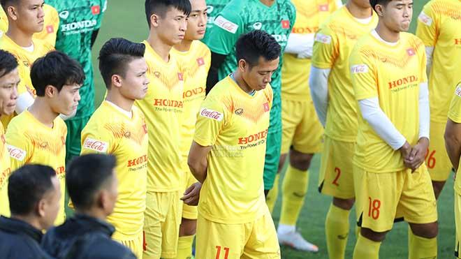 HLV Park Hang Seo hài lòng với Công Phượng, Văn Toàn