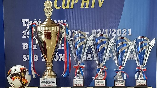 Nhà vô địch giải sẽ nhận Cúp và 30 triệu đồng