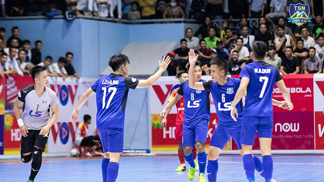 Thái Sơn Nam đang hướng tới hat-trick danh hiệu cao quý nhất mùa giải 2020