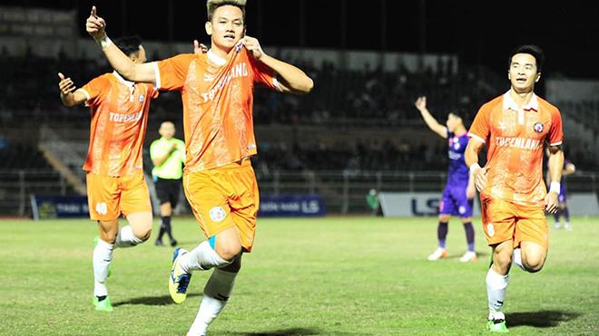 Sài Gòn FC, bóng đá, bóng đá hôm nay, tin bóng đá, tin tuc bong da, bóng đá Việt Nam, chuyển nhượng V-League, HLV Vũ Tiến Thành, V-League 2021