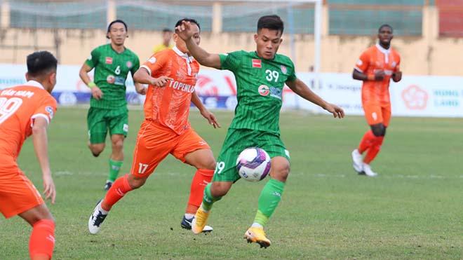 Cựu tuyển thủ U23 Việt Nam Huỳnh Tấn Tài rất quan trọng với Sài Gòn FC 2 năm qua. Ảnh: SGFC