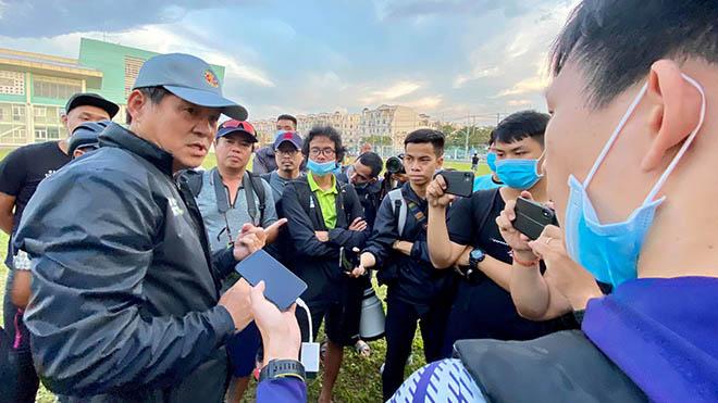 Sài Gòn FC có lợi thế lớn đầu V-League 2021