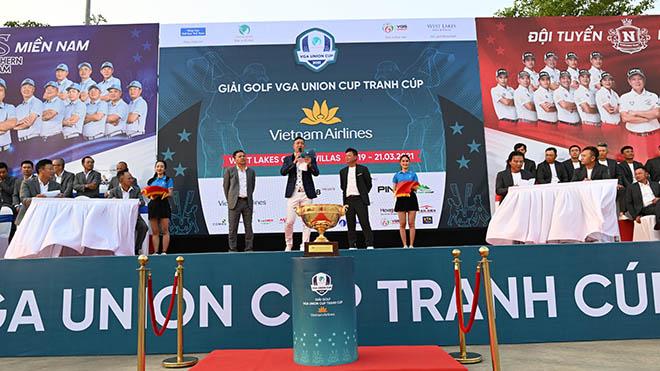 Sân chơi golf đối kháng đẳng cấp nhất Việt Nam đã trở lại sau năm 2020 không diễn ra. Ảnh: TT