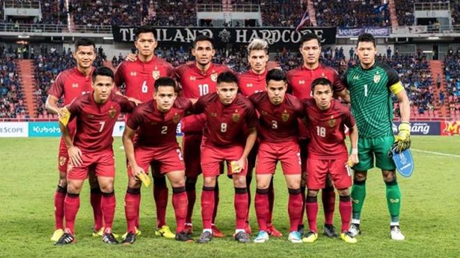 Thái Lan lo lắng trước vòng loại World Cup 2022