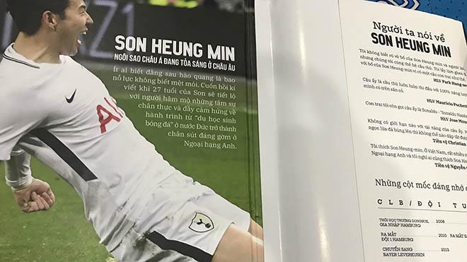 HLV Park Hang Seo và Quang Hải dành nhiều lời tán tụng cho Cầu thủ hay nhất châu Á hiện tại. Ảnh: KD