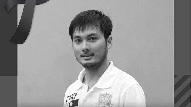 Cựu tuyển thủ Huỳnh Bá Tuấn ra đi ở tuổi 37 vì bệnh phổi. Ảnh: TSN FC