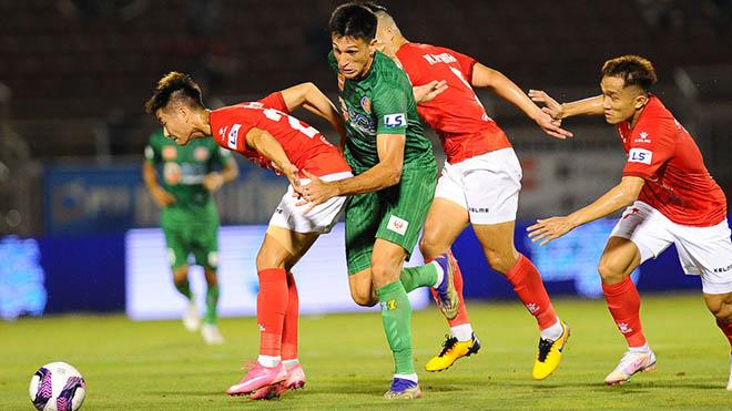 Lee Nguyễn, bóng đá Việt Nam, bóng đá hôm nay, Polking, TP.HCM, HLV Polking, Công Phượng, HAGL, HAGL vs TPHCM, bảng xếp hạng V-League 2021