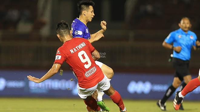 Hùng Dũng chấn thương khiến tuyển Việt Nam và Hà Nội FC lao đao