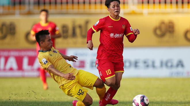 Minh Bình, Hữu Thắng, Park Hang Seo, giải hạng Nhất quốc gia 2021, bóng đá, tin bóng đá, giải hạng Nhất, vòng 2 giải hạng Nhất Quốc gia 2021