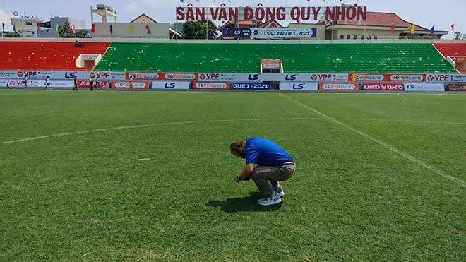 bóng đá, bóng đá Việt Nam, Bình Định, lịch thi đấu V-League 2021, Park Hang Seo, ông Park, vòng loại World Cup 2022, đội tuyển Việt Nam