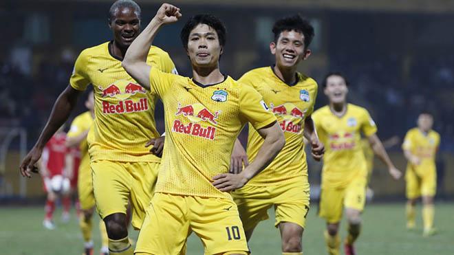 Văn Toàn, Công Phượng, bầu Đức, HAGL dẫn đầu V-League, Kiatisuk, HAGL, bóng đá, bóng đá Việt Nam, Trọng Hoàng, HLV Kiatisak, bảng xếp hạng V-League 2021