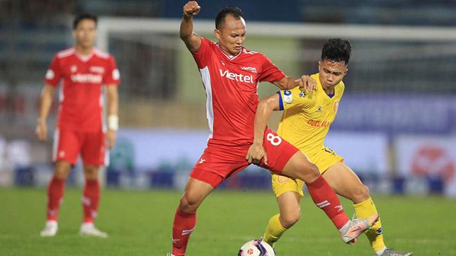 Hoàng Đức, Trọng Hoàng, bảng xếp hạng vòng 10 V-League 2021, lịch thi đấu vòng 10 V-League 2021, HAGL vs Hà Nội FC
