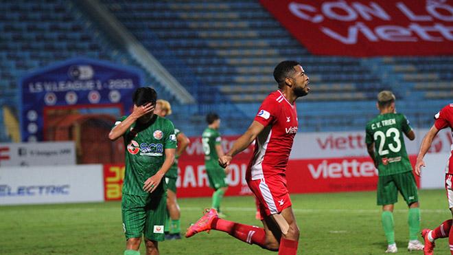 Sài Gòn FC, Đỗ Merlo, Phùng Thanh Phương, Vũ Tiến Thành, bầu Bình, Huỳnh Tấn Tài, Matsui, vòng 11 V-League 2021, bảng xếp hạng V-League 2021