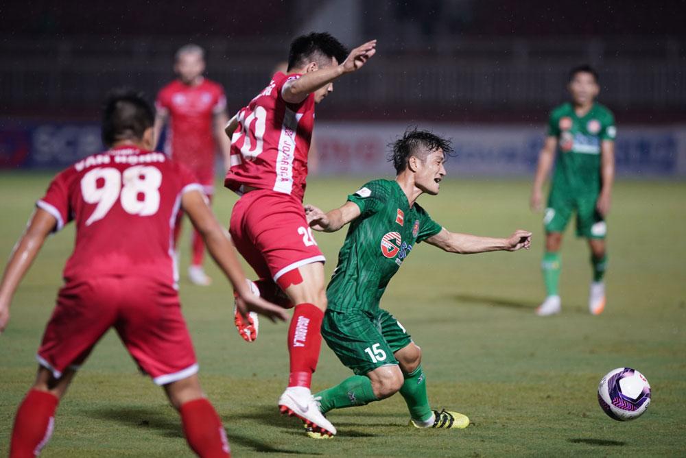 Sài Gòn FC, Sài Gòn thua Quảng Nam, bóng đá hôm nay, tin bóng đá, bóng đá Việt Nam hôm nay, bảng xếp hạng V-League 2021, thầy trò HLV Phùng Thanh Phương