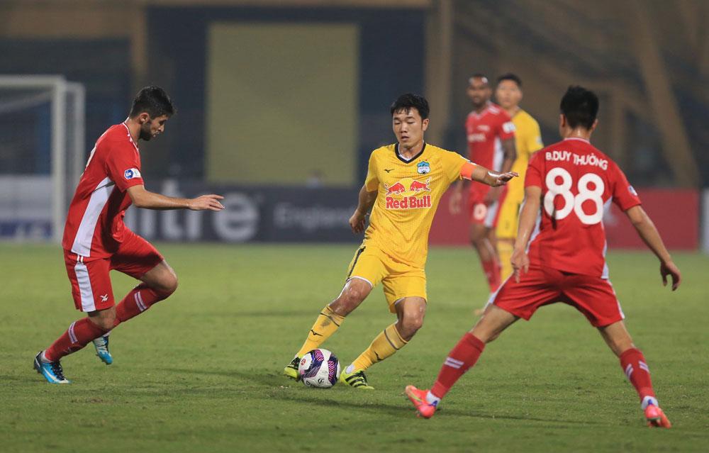 bóng đá, bóng đá Việt Nam, bóng đá hôm nay, vòng 12 V-League 2021, Việt Hoàng, bầu Đức, bảng xếp hạng V-League 2021, Kiatisak, lịch thi đấu vòng 12 V-League 2021