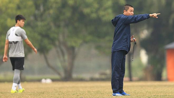 Không nhiều chiến lược gia có thể dẫn dắt Hà Nội FC trở nên hoàn hảo như trước. Ảnh: HNFC