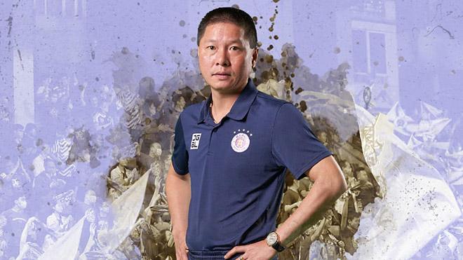 HLV Chu Đình Nghiêm ra đi nhưng khó khăn vẫn còn chồng chất cho Hà Nội FC. Ảnh: HNFC
