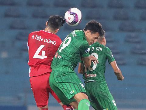 Hàng công 111 tuổi khiến Sài Gòn FC xuống cuối bảng