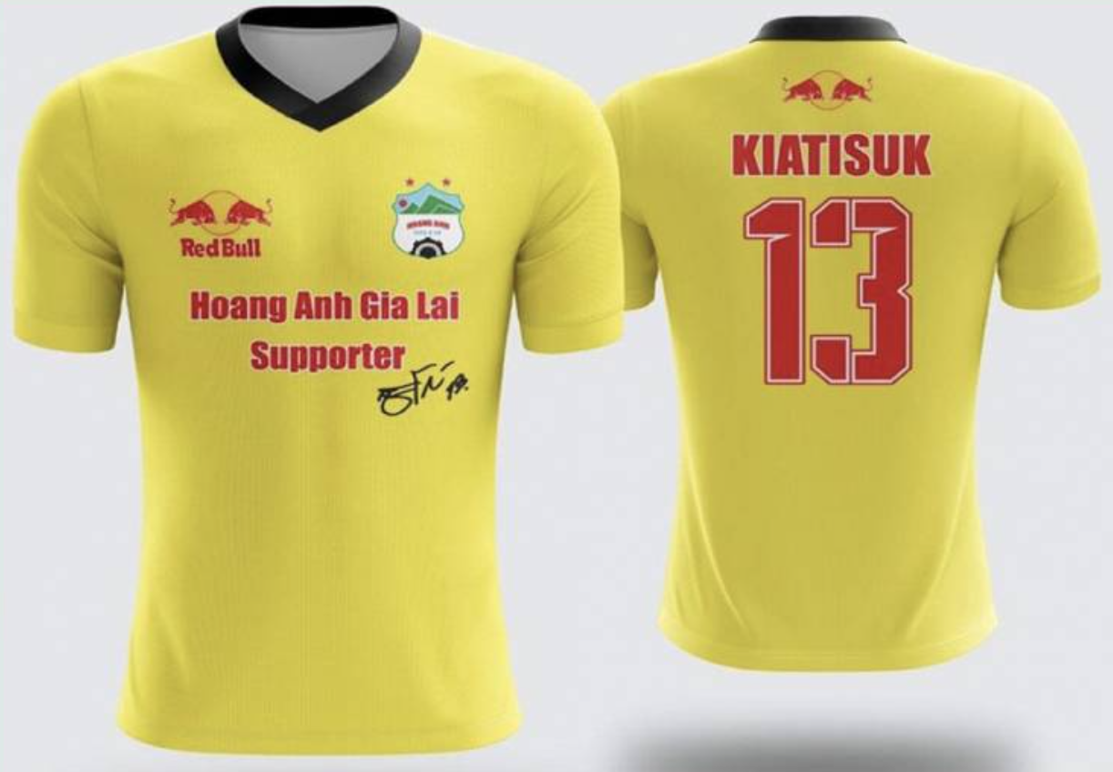 """Kiatisak, bóng đá, tin bóng đá, HLV Kiatisuk, HAGL, Quỹ từ thiện """"Zico Foundation"""", bóng đá hôm nay, tin tuc bong da"""