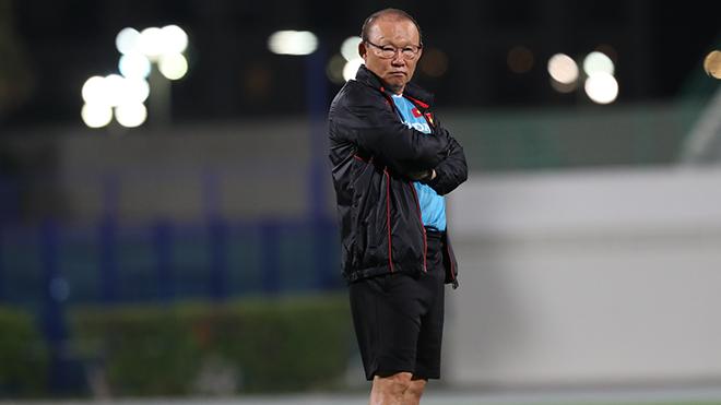 Loại Văn Lâm, HLV Park Hang Seo khiến đối thủ bất ngờ