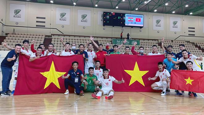 Bốc thăm World Cup futsal 2021: Việt Nam mơ lập thêm kỳ tích