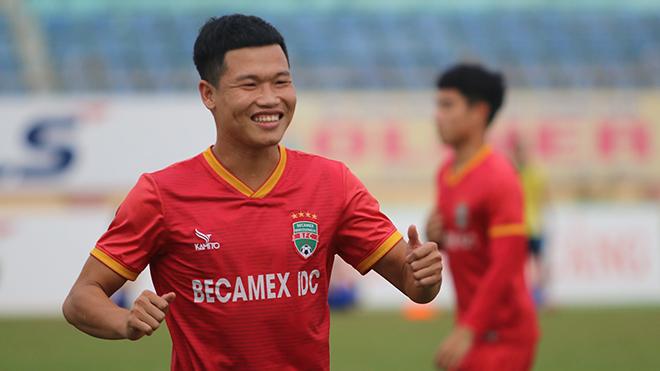 Đông Triều, bóng đá, tin bóng đá, bóng đá Việt Nam, bóng đá hôm nay, V-League 2021, bảng xếp hạng V-League 2021, bầu Đức, Hải Phòng, Công an nhân dân, B.Bình Dương, HAGL, Kiatisak
