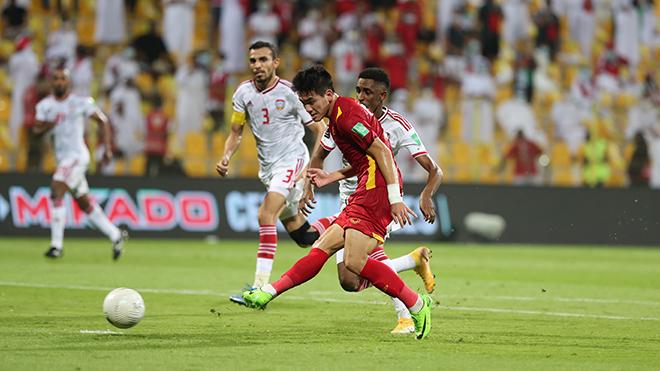 UAE giúp tuyển Việt Nam nhìn rõ thêm thực lực