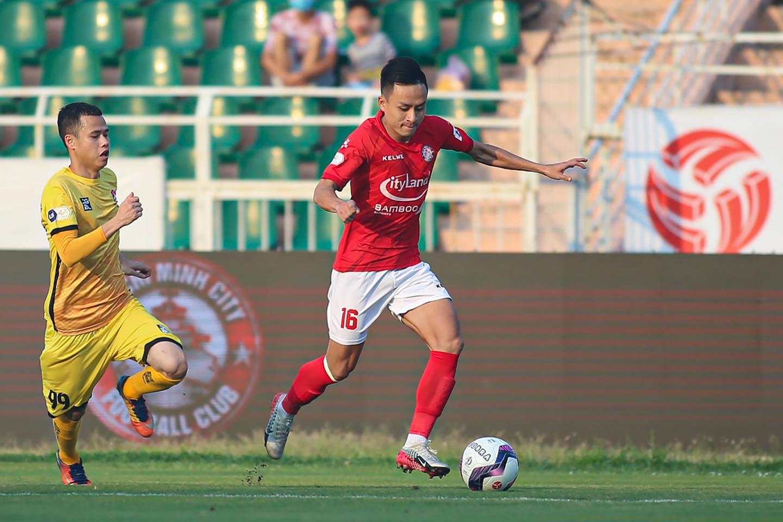 bóng đá, tin bóng đá, bóng đá Việt Nam, bóng đá hôm nay, bảng xếp hạng V-League 2021, V-League 2021, TPHCM, Bình Định, Đức Thắng, Polking, V-League trở lại, lịch thi đấu V-League 2021