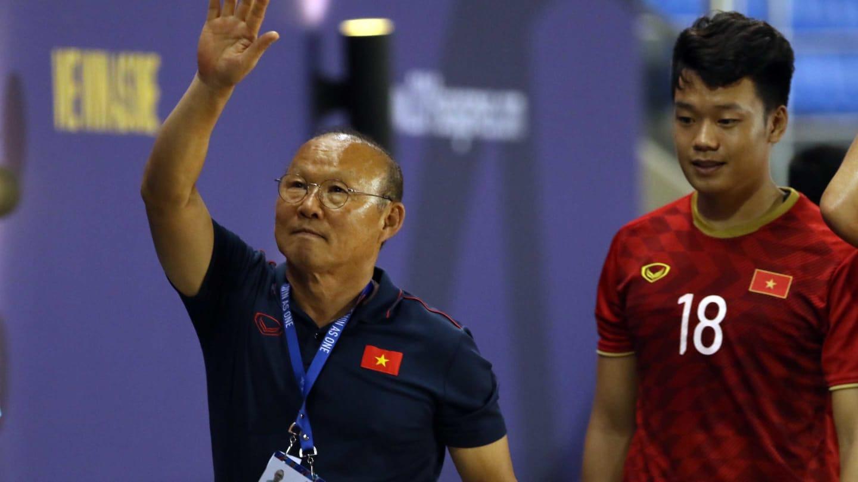 HLV Park Hang Seo, bóng đá, bóng đá Việt Nam, bảng G vòng loại World Cup 2022, lịch thi đấu bảng G vòng loại World Cup 2022, bảng xếp hạng bảng G vòng loại World Cup 2022, Tiến Linh