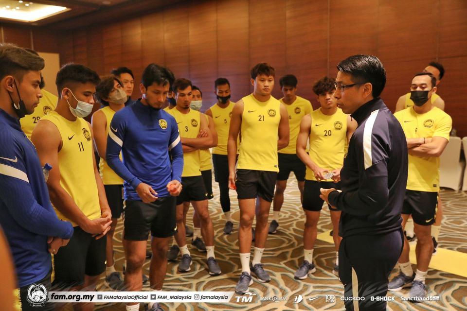 Malaysia vs Thái Lan, bóng đá, Thái Lan, UAE, Malaysia, Việt Nam, đội tuyển Việt Nam, bóng đá hôm nay, vòng loại World Cup 2022