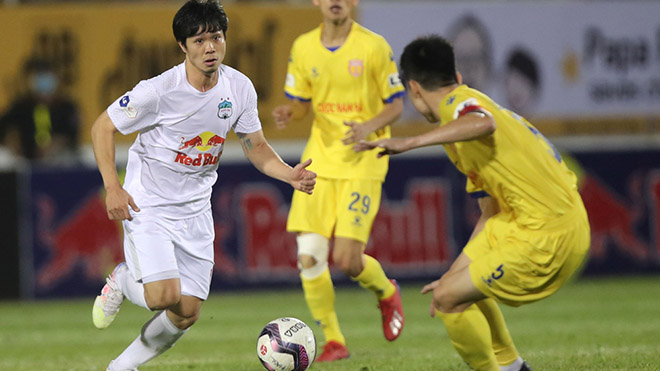 Sài Gòn FC ủng hộ trao chức vô địch cho HAGL