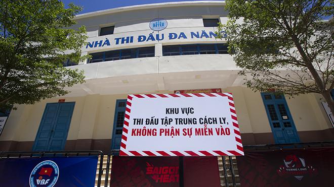 Giải bóng rổ chuyên nghiệp Việt Nam, VBA 2021, Covid-19, Saigon Heat, bóng rổ, thể thao Việt Nam