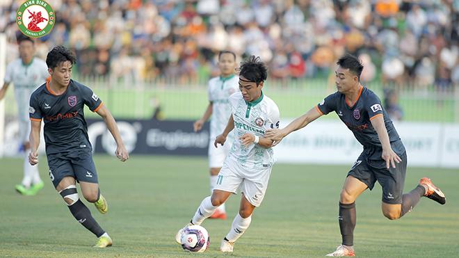 Lê Tiến Anh có nhiều khả năng được HLV Park Hang Seo lựa chọn ở 2 trận đấu của đội tuyển Việt Nam tháng 9 tới. Ảnh: TBĐ