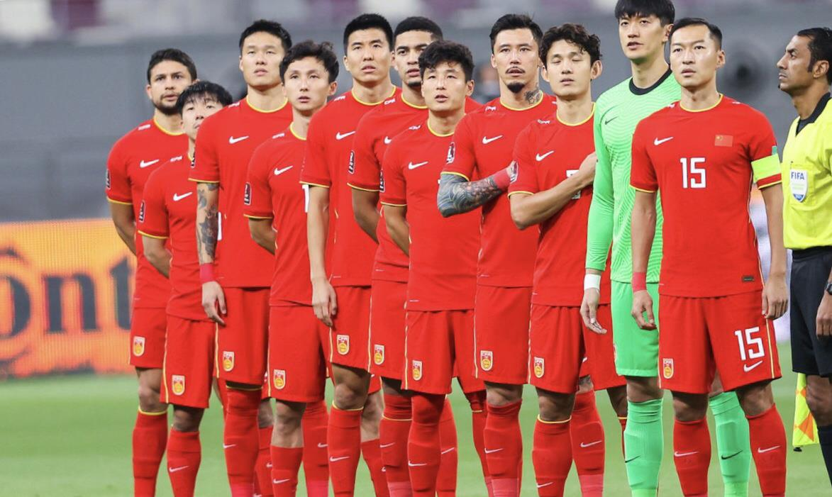 HLV Li Tie chỉ sử dụng 1 ngoại binh nhập tịch Elkeson trong đội hình xuất phát của Trung Quốc khi gặp Nhật Bản. Ảnh: sohu