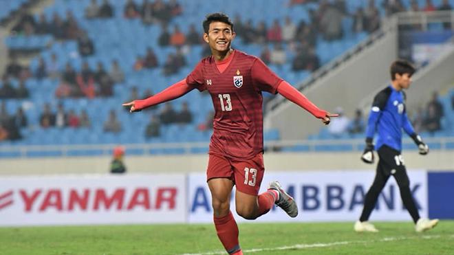 U22 Thái Lan, bóng đá, tin bóng đá, đội tuyển Thái Lan, Thái Lan, Voi chiến, HLV Kiatisuk, Srimaka, Vòng loại U23 châu Á 2022, U22 Thái Lan