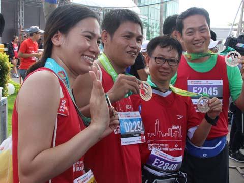 Giải đấu giúp kết nối cộng đồng và quảng bá du lịch TP.HCM ra đông đảo bạn bè thế giới. Ảnh: BM