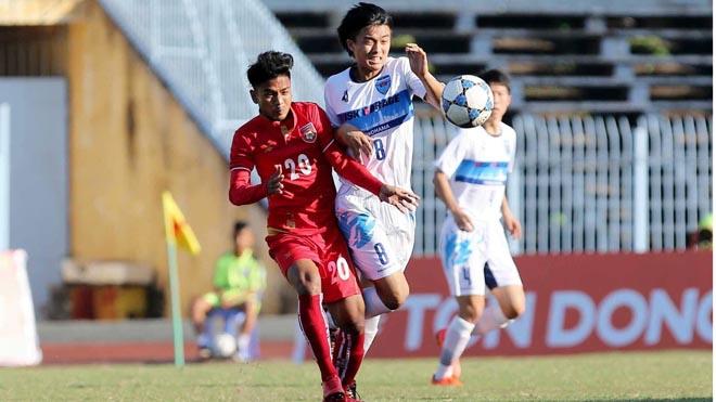 Đá như đi dạo, U21 Yokohama vẫn khiến các đội bóng Đông Nam Á nể phục