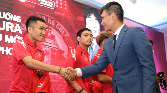 HLV Miura sẽ giúp đội của Công Vinh lọt top 3