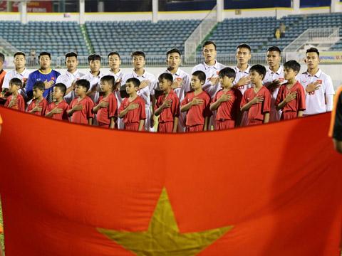 U19 Việt Nam nhiều khả năng sẽ bảo vệ thanh công chức vô địch sau 2 trận toàn thắng. Ảnh: Anh Lập