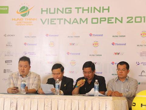 Kết quả bốc thăm ngày 21/10 đưa Hoàng Nam vào thế quá khó ngay vòng 1 giải đấu. Ảnh: Q.L