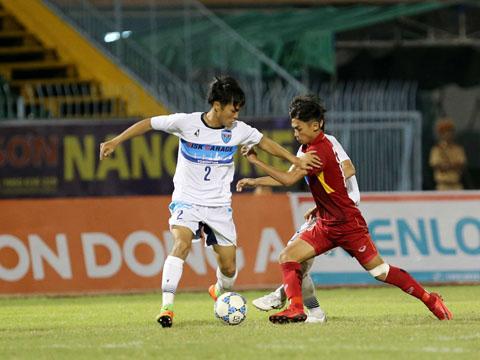 U21 Yokohama là ứng viên sáng giá cho chức vô địch năm nay. Ảnh: Anh Lập
