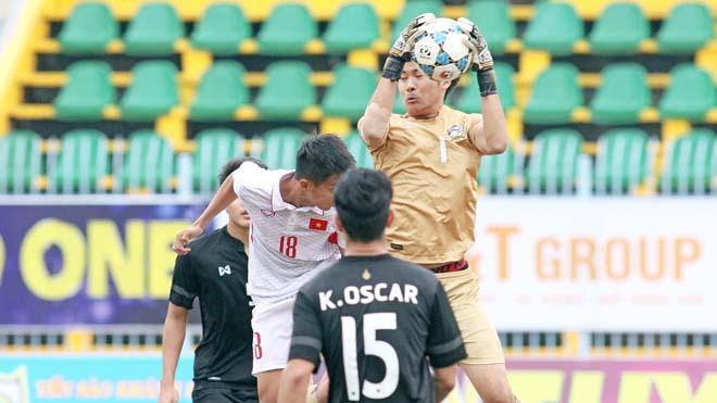 U19 Việt Nam nghẹn ngào vì rơi chiến thắng trước U21 Thái Lan