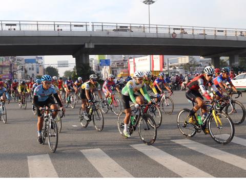 Các tay đua tham dự giải năm nay sẽ tranh tài từ ngày 17 đến 23/11. Ảnh: BM