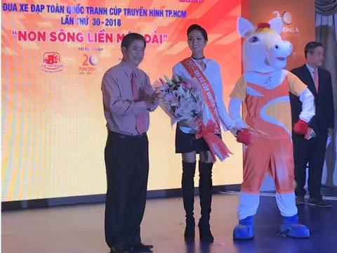 Hoa hậu H'Hen Niê hứa hẹn sẽ tăng sức hút cho giải với vai trò Đại sứ