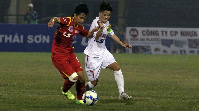 Cô trò Kim Chi vượt trội ở giải bóng đá nữ VĐQG – Cúp Thái Sơn Bắc 2017