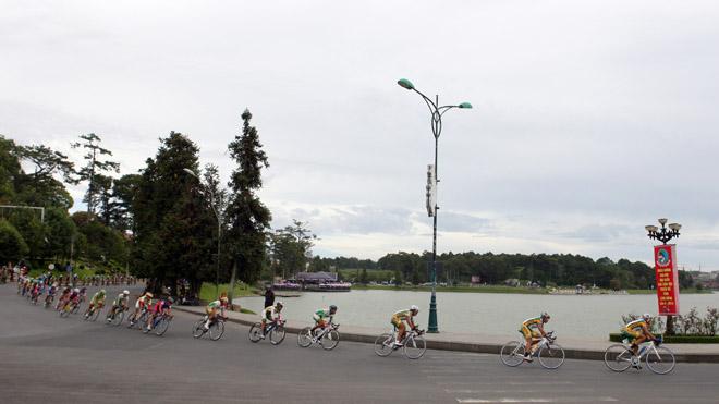 Thử thách lớn ở giải xe đạp Nam Kỳ khởi nghĩa 2017