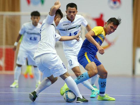 Các cầu thủ trẻ của futsal Việt Nam sẽ có thêm một sân chơi chất lượng là giải vô địch TP.HCM 2017. Ảnh: Quang Liêm