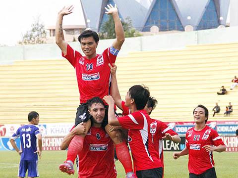 Đội bóng của HLV Tài Em hứa hẹn sẽ rất khó khăn ở mùa giải 2018