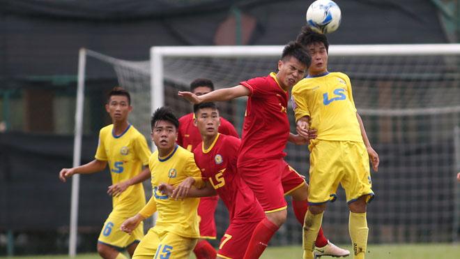 Viettel biến Đồng Tháp thành cựu vô địch U17 quốc gia