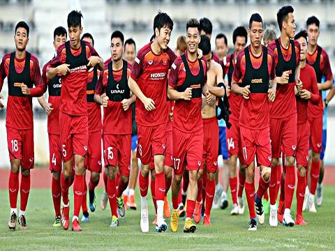 Thái Lan mới là đội chịu nhiều sức ép hơn Việt Nam ở King's Cup. Ảnh: Thailan